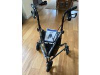 Mobility Aid: Days Lightweight Tri-wheel Walker- Good as New