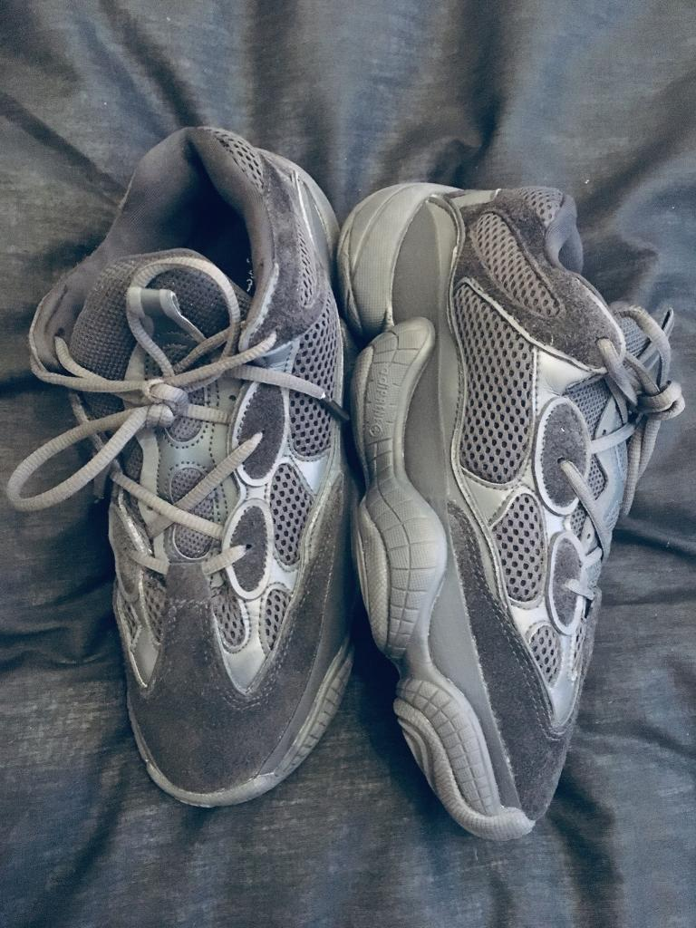 68eab78d13c ADIDAS YEEZY 500 UTILITY BLACK SIZE 9 - EXTREMELY RARE. Seven Sisters ...