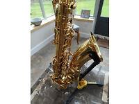 Yamaha YTS-62II tenor saxophone