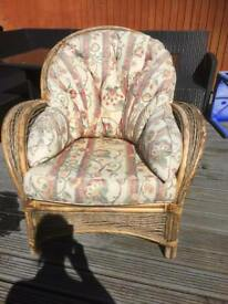 Free wicker chair