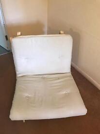 Single futon barely used!