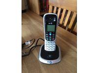 BT Cordless Telephone -BT2100 Single