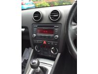 Audi A3 S-line petrol manual NH57AHF