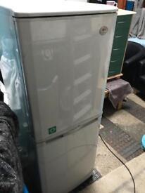 LG upright fridge freezer