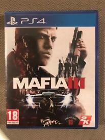 Mafia 3 III PS4 Game