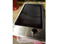 Ikea Plavd Integrated Griddle / Grill