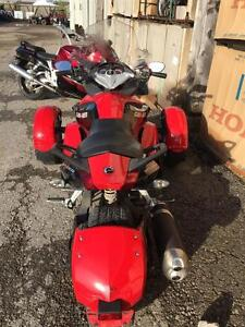2009 can-am Spyder RS-S SE5 London Ontario image 2