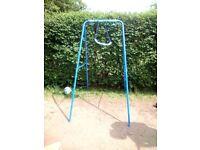 Free garden swing
