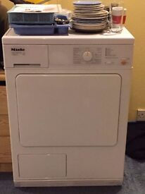 miele 7kg condenser dryer in brilliant condition and working great any inspection