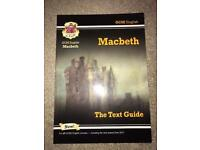GCSE English Macbeth Text Guide for 9-1 Grades