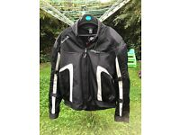 motorbike buffalo airflow jacket size 3xl excellent condition
