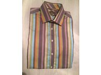 TED BAKER SHIRT SUPERFINE COTTON SIZE L