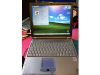 Sony Vaio PCG-R600HEK laptop 844MHz 128MB 30GB