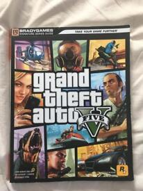 Grand Theft Auto 5 Strategy Guide