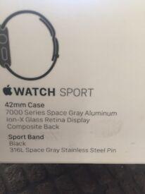 Watch Sport 42mm series 2