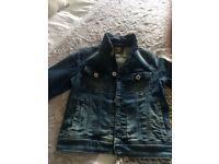 Boys Designer Replay Jacket