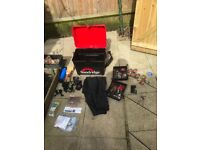 Job lot on fishing gear available