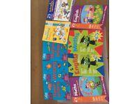 18 CHILDRENS ACTIVITY BOOKS