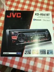 JVC KD861BT