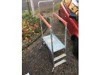 Beldray jobezer step ladder