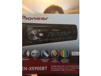 Pioneer car stereo DEH-X5900BT