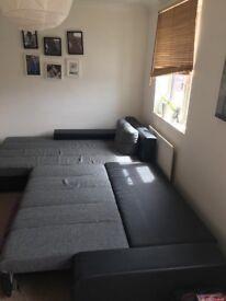 Right side corner sofa bed