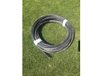 SWA Cable 6mm 4 core armoured cable 35 meters