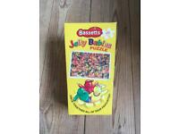 Jelly baby puzzle
