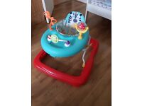 Baby walker Bright Starts in very good condition