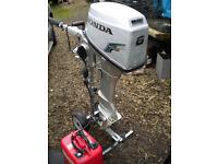 honda 6 outboard motor