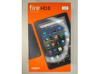 Amazon Fire HD 8 with Alexa - White 32gb