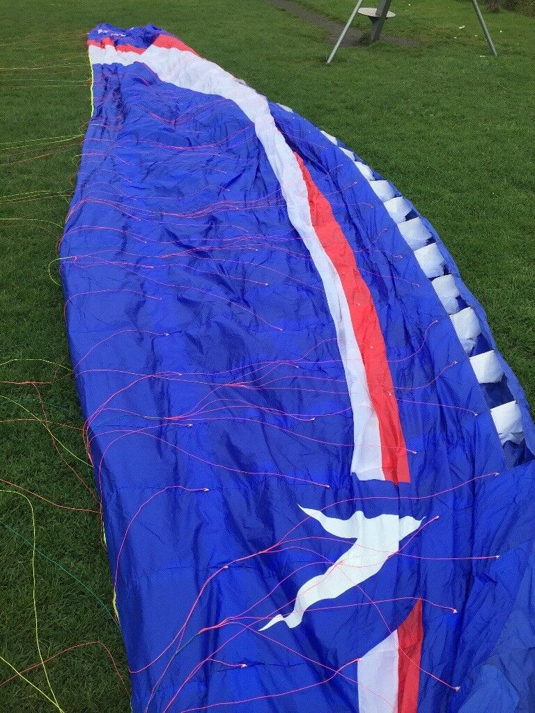 Swing Paraglider Wing With Stuff Sack And Rucksack Only No Harness