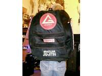 Gracie Barra backpack