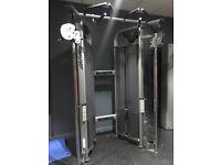 Life fitness DAP cable machine