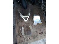 Racing body kit for TZ Yamaha 250