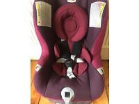 Baby Britax 1st Class Car Seat Dark Grape Group 1+