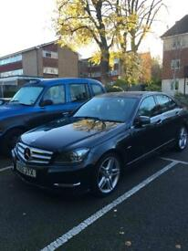 Mercedes-Benz C250 Sport CDI -2012-AMG Sport Package ( map command)
