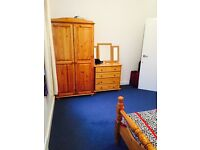 Large Double Bedroom Room to Let @ East Ham