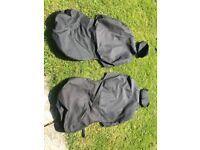 Seat covers for Landrover Discovery2 TD5