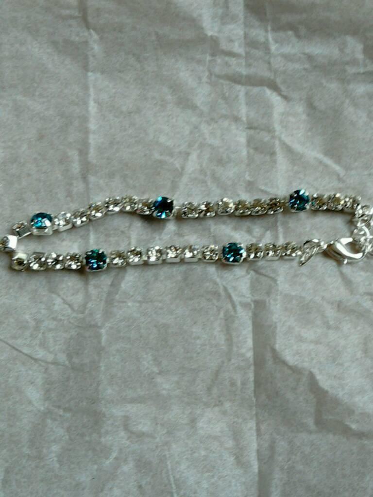 Khimberly bracelet - blue