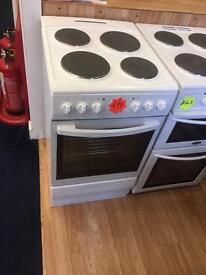 ***Curry's Essentials 50cm single oven cooker***Free Delivery**Fitting**Removal