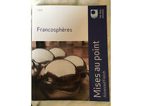 Open University L310 'Mises Au Point' advanced French book plus course guide for sale
