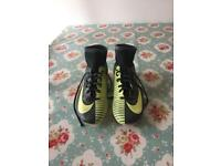 Nike cr7 sock boots size 5