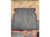 Genuine BMW Rubber Boot liner for 3 series 2011-16.