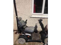 Strider mobility scooter spares repaire