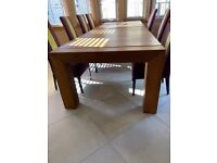 Dining Table / Boardroom Oversized Solid Oak