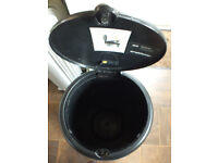 Simplehuman 30L touchtop waste bin [used]