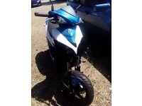 Sym Jet4 125cc Moped - Scrap or Spares