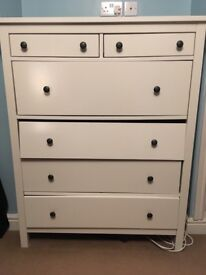 HEMNES Chest of 6 drawers