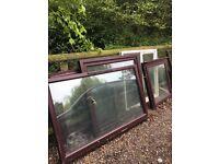 Double glazed windows and doors £25